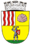 Hluboká nad Vltavou - Municipal coat of arms